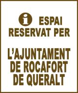 Rocafort de Queralt - Anunci no disponible