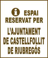 Castellfollit de Riubregós - Anunci no disponible