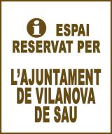 Vilanova de Sau - Anunci no disponible