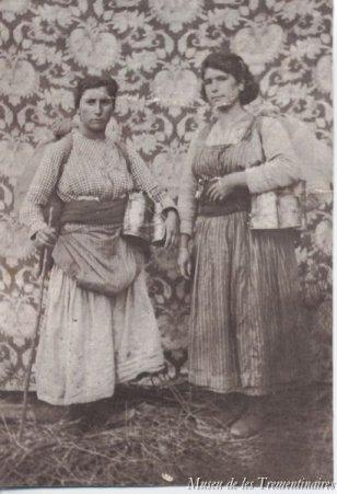 Josa i Tuixent - Festa de les Trementinaires (Foto: Museu de les Trementinaires)