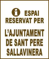Sant Pere Sallavinera - Anunci no disponible