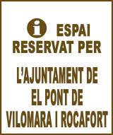 Pont de Vilomara i Rocafort - Anunci no disponible