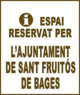 Sant Fruitós de Bages - Anunci no disponible