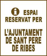Sant Pere de Ribes - Anunci no disponible