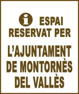 Montornès del Vallès - Anunci no disponible