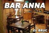 Bruc, El - Anunci Bar Anna