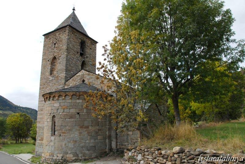 Santa Maria o església de l'Assumpció de Coll - Fires, festes, oci ...