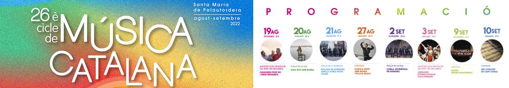 Santa Maria de Palautordera - Cicle de Música Catalana 2019