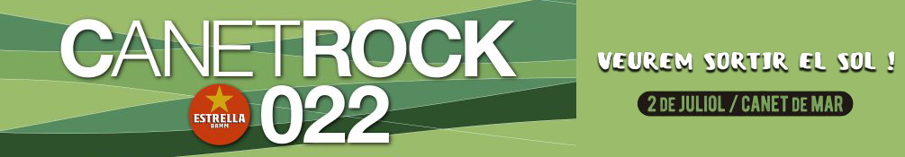 Canet de Mar - Canet Rock 2019
