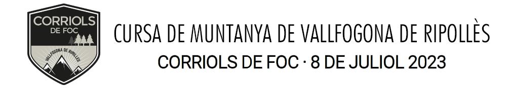 Vallfogona del Ripollès - Corriols de Foc 2020