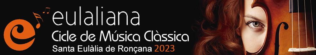 Santa Eulàlia de Ronçana - Eulaliana 2020