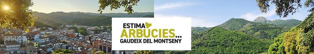 Estima Arbúcies, gaudeix el Montseny