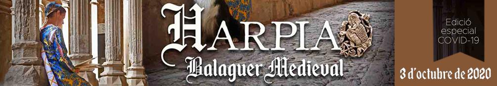 Balaguer - Harpia, Balaguer Medieval 2020