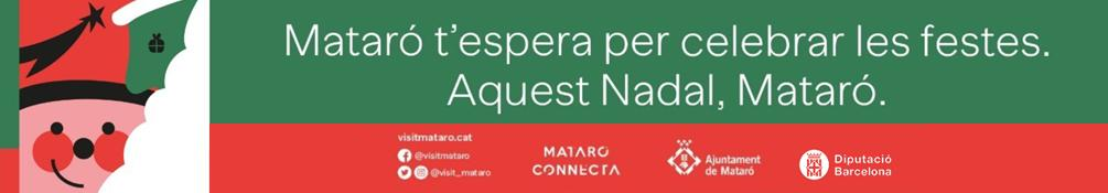 Mataró t'espera Nadal 2020