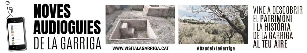 Noves audioguies de La Garriga