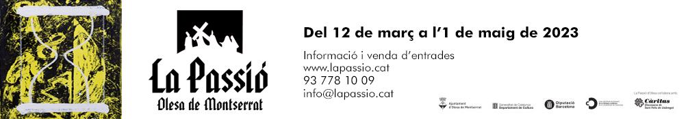 Olesa de Montserrat - La Passió 2021