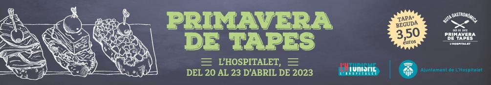 Hospitalet de Llobregat - Primavera de Tapes 2021