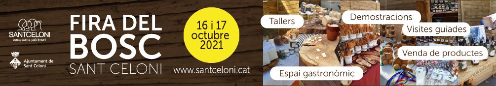Sant Celoni - Fira del Bosc 2021